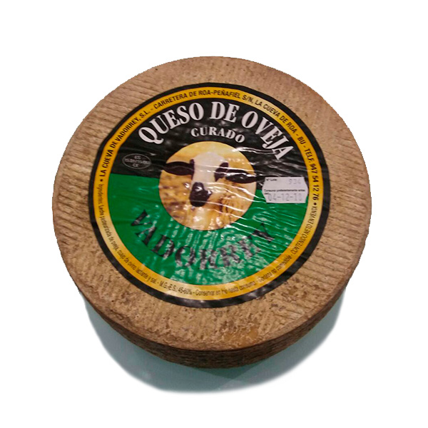 queso oveja curado 3kg